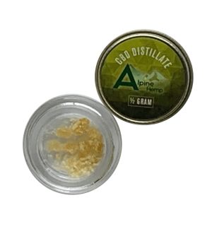 Alpine CBD Distillate