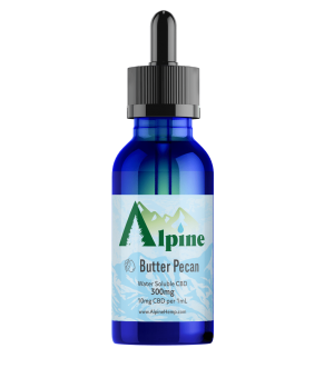 Alpine Water Soluble - Butter Pecan