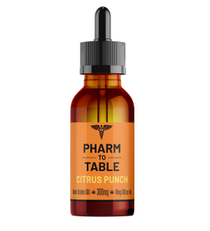 Pharm to Table - Citrus Punch