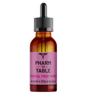 Pharm to Table - Tropical Fruit Punch