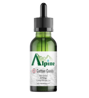 Alpine Isolate Tincture - Cotton Candy