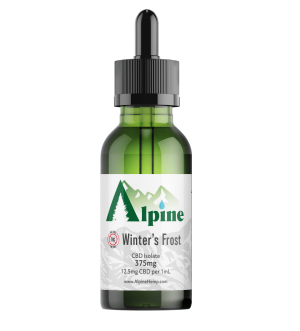 Alpine Isolate Tincture - Winter's Frost
