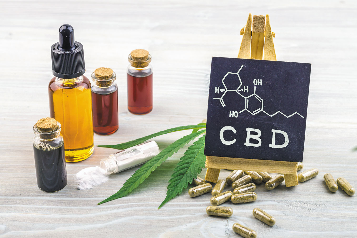 cbd products legal
